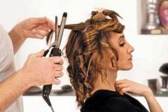 Education and training of hairdressers