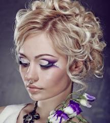 Курсы свадебных и вечерних причёсок в Молдове