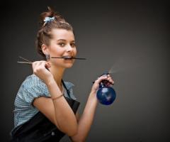 Практика для закончивших и обучающихся на курсах парикмахера.