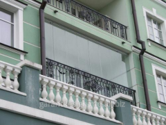 Warm glazing of a balcony – new opportunities!
