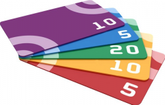 Discount card-making