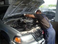 Автосервис, ремонт моторов, диагностика