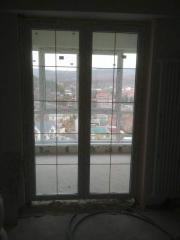 Установка дверей и окон. Откосы пластиковые тел.+373 79029395  Немецкие пластиковые окна Aluplast, Металлопластиковые окна Intertec