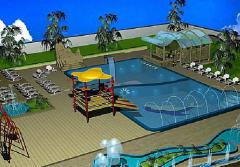Архитектура и дизайн бассейнов
