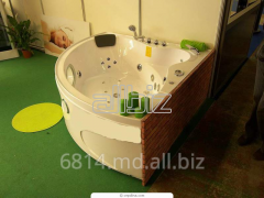 Repair of a jacuzzi