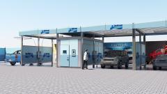 Строительство автомоек SELF SERVICE в Кишиневе