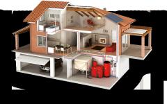 Монтаж энергосберегающего отопления от компании  Thermo Solutions, SRL