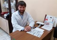 Услуги дерматолог Горгос Евгений