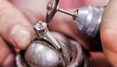 Изготовление и ремонт бижутерии из драгоценных металлов