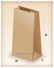 Бумажные пакеты для фасовки и упаковки продуктов