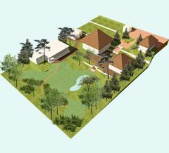 Консультации профессиональные по проектированию  ландшафтного дизайна в Молдове