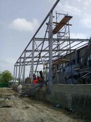 Промышленное строительство в Молдове
