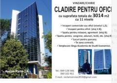 Rent of the commercial area of St. Anton Pann 1A