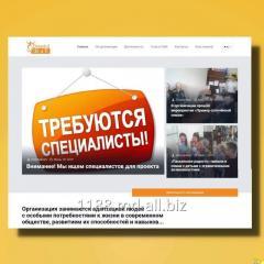 Разработка web сайтов в Бельцах, Кишинёве и Молдове
