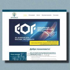 Создание корпоративного сайта в Молдове