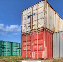 Морские контейнерные перевозки грузов / Флекситанк