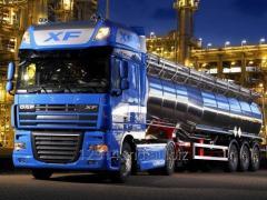 Услуги по экспедированию наливных грузов из Молдовы, в страны Европы и СНГ.
