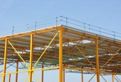 Изготовление металлоконструкций любой сложности, строительство ферм