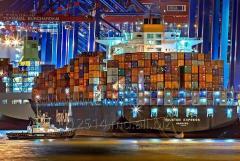 Перевозки наливных грузов в флекситанках