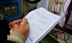 Лабораторные замеры и испытания, сдача объекта в эксплуатацию