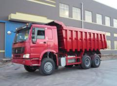 Аренда Самосвала MAN (16 тон)