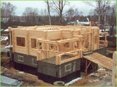 Costruzione delle case di legno