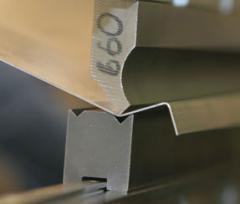Огъване на метални листове