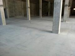 Polishing of concrete floors from 60 pour sq.m.