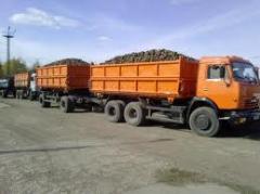 Перевозка сельхозпродукции