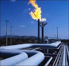 Поставка природного газа потребителям