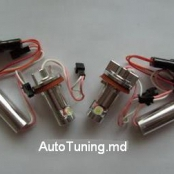 Instalare de module de lansare de motor la