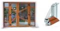 Production of double-glazed windows