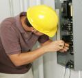 Lucrări de instalații electrice / Электромонтажные работы