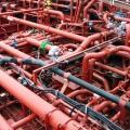 Ремонт трубопроводов пара и питательной воды