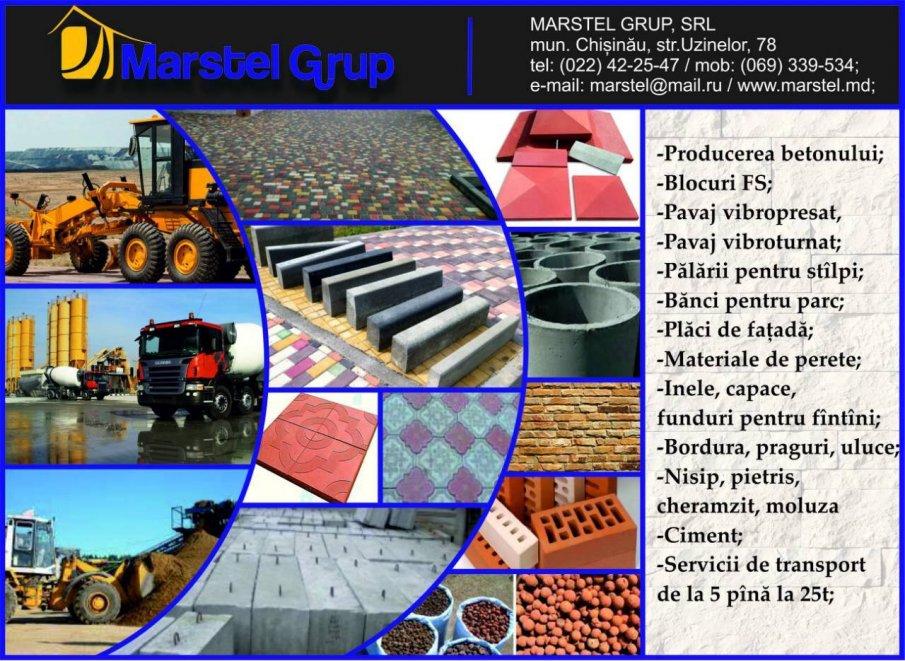 Marstel Grup,SRL